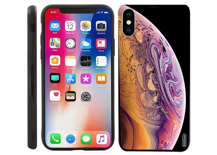 Addison IP-906 Gezegen Serisi iPhone XS MAX Telefon Kılıfı