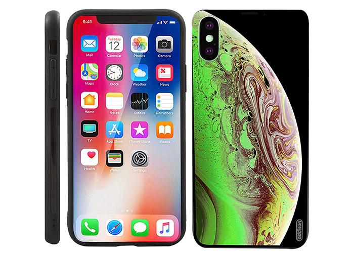 Addison IP-907 Gezegen Serisi iPhone XS MAX Telefon Kılıfı