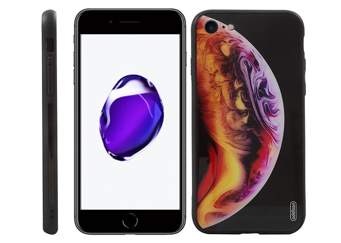 Addison IP-908 Gezegen Serisi iPhone 7/8 Telefon Kılıfı