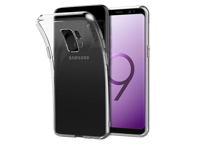 Addison IP-910P Şeffaf Samsung Galaxy S9 Plus Ultra İnce Koruma Kılıfı