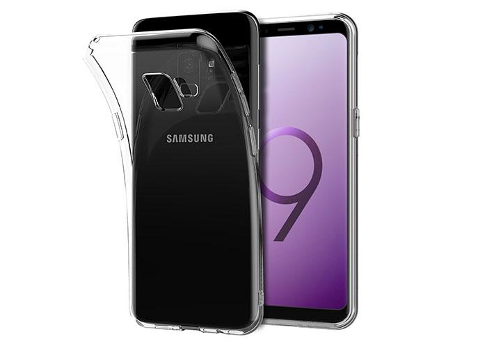 Addison IP-910 Şeffaf Samsung Galaxy S9 Ultra İnce Koruma Kılıfı