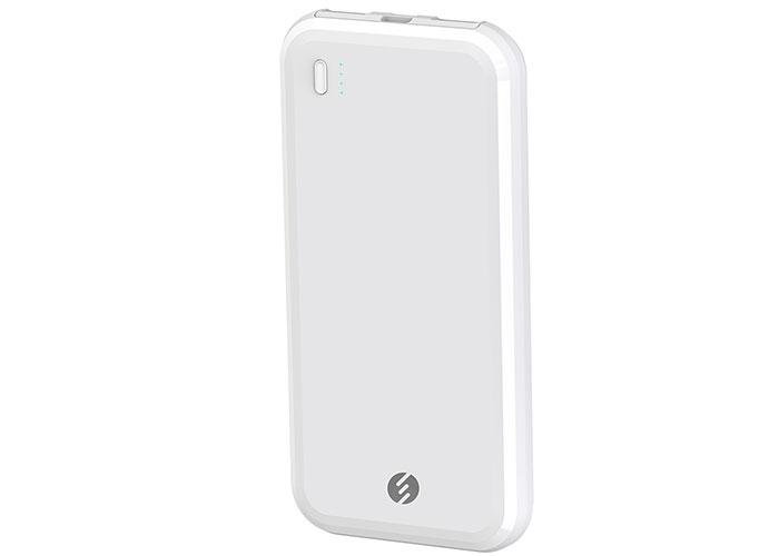 S-link IP-A176 10000mAh Powerbank Beyaz Taşınabilir Pil Şarj Cihazı