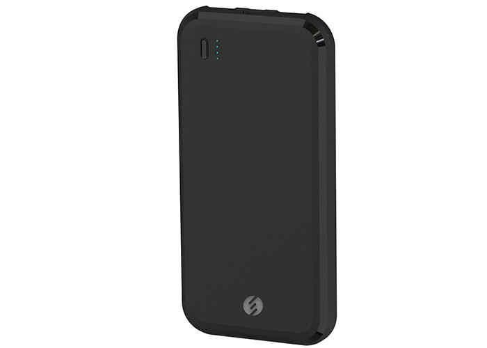 S-link IP-A176 10000mAh Powerbank Siyah Taşınabilir Pil Şarj Cihazı