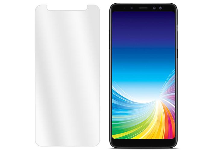 Addison IP-A8P2018 Tempered Glass 0.33mm 2.5D Samsung Galaxy A8 Plus 2018 Cam Ekran Koruyucu
