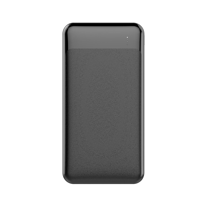 S-link IP-D27 10000mAh 2*Usb Port+Micro+Type C Powerbank Siyah Taşınabilir Pil Şarj Cihazı