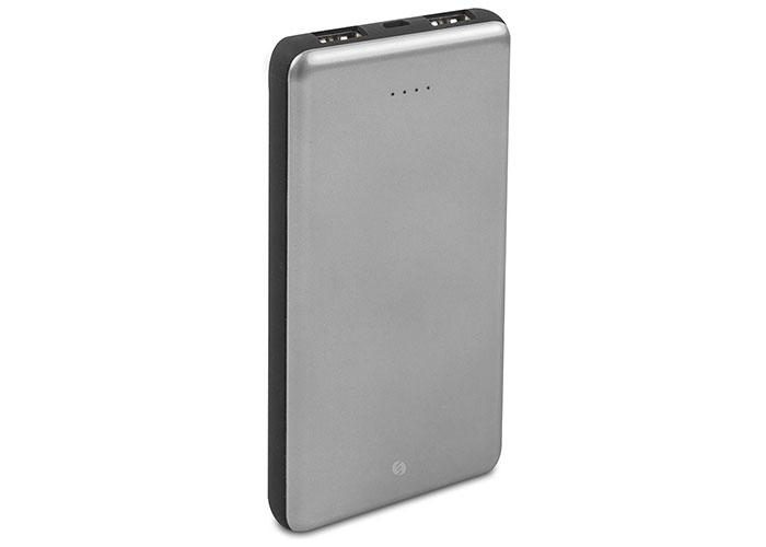 S-link IP-G10A 10000mAh Powerbank 2 Usb Port Gümüş Taşınabilir Pil Şarj Cihazı