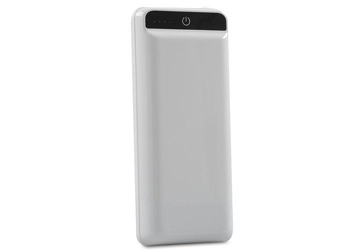 S-link IP-G21 20000mAh 2-1 Kablo Powerbank Beyaz. Taşınabilir Pil Şarj Cihazı