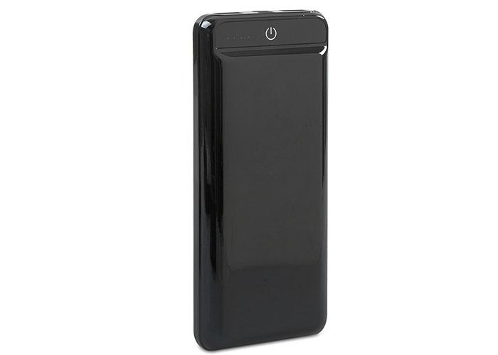 S-link IP-G21 20000mAh 2-1 Kablo Powerbank Siyah Taşınabilir Pil Şarj Cihazı