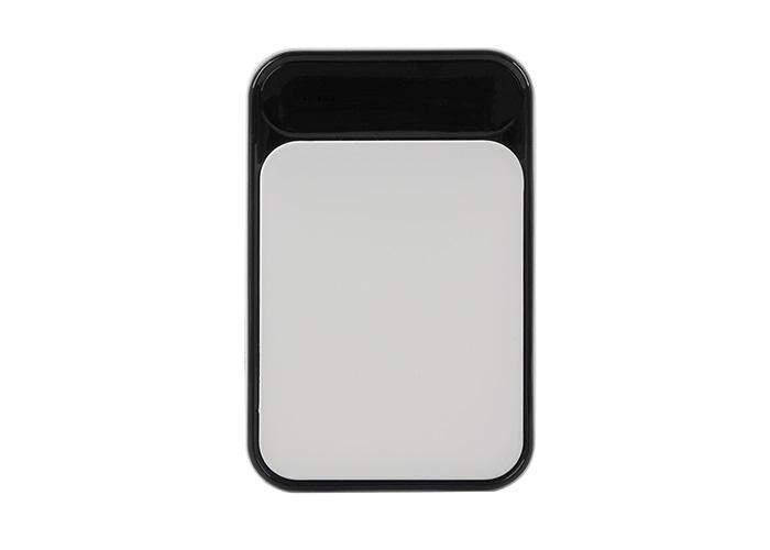 S-link IP-G256 5000mAh Powerbank 2 Usb Port Beyaz LCD+LED Gösterli Taşınabilir Pil Şarj Cihazı