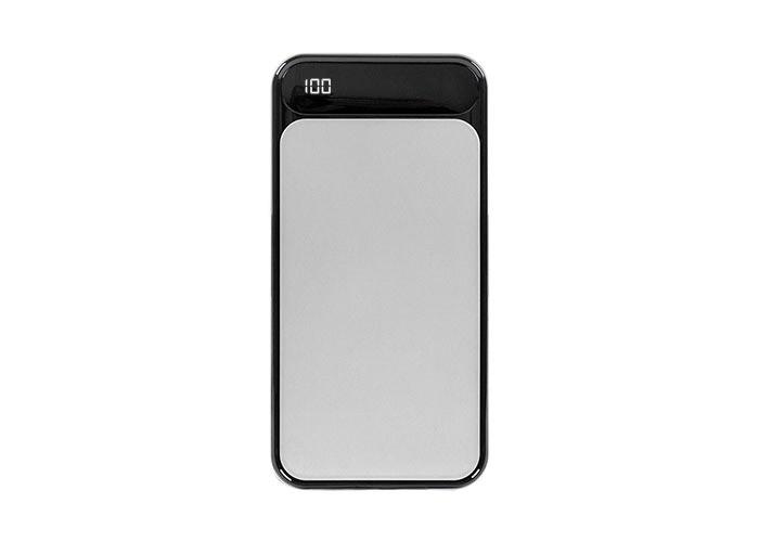S-link IP-G2711 10000mAh Powerbank 2 Usb Port Beyaz LCD+LED Gösterli Taşınabilir Pil Şarj Cihazı