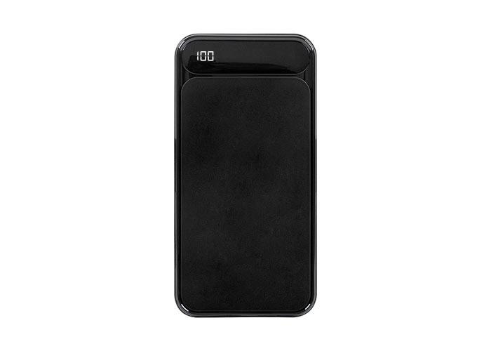 S-link IP-G2711 10000mAh Powerbank 2 Usb Port Siyah LCD+LED Gösterli Taşınabilir Pil Şarj Cihazı