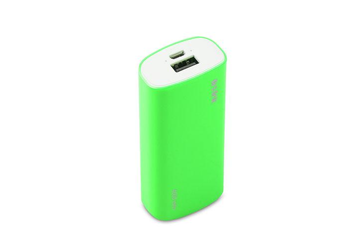 S-link IP-G40 4000mAh Powerbank Yeşil Taşınabilir Pil Şarj Cihazı