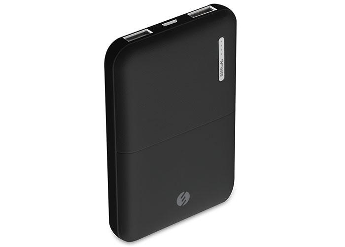 S-link IP-G55 5000mAh Powerbank Siyah Taşınabilir Pil Şarj Cihazı