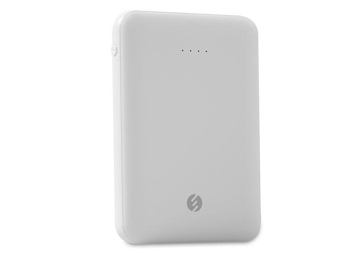 S-link IP-G56 5000mAh Powerbank 2 Usb Port Beyaz. Taşınabilir Pil Şarj Cihazı