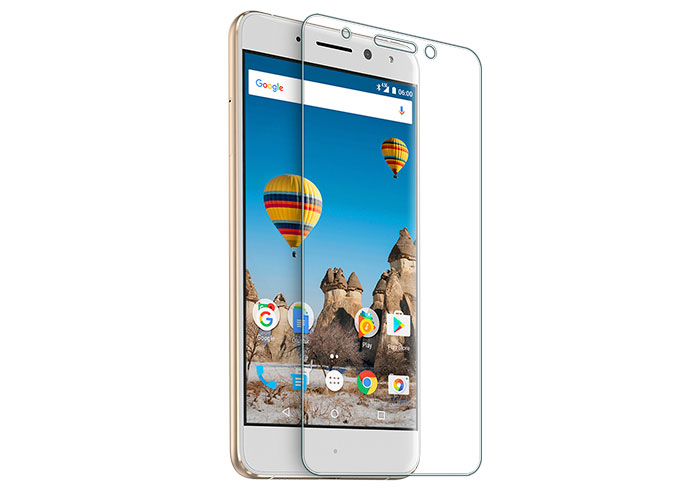 Addison IP-GM55 Tempered Glass 0.3mm 2.5D General Mobile GM5 Cam Ekran Koruyucu