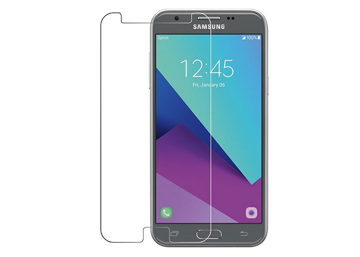 Addison IP-J3PRO2017 Tempered Glass 0.33mm 2.5D Samsung Galaxy J3 Pro 2017 Cam Ekran Koruyucu