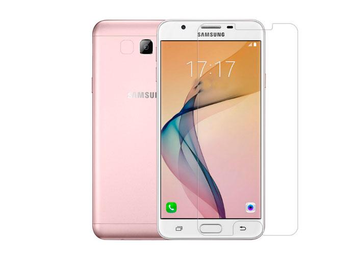 Addison IP-J7 PRIME Tempered Glass 0.3mm 2.5D Samsung Galaxy J7 2017 PRIME Cam Ekran Koruyucu