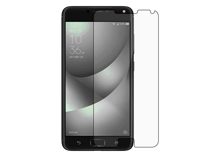 Addison IP-MAX4 Tempered Glass 0.3mm 2.5D Asus Zenfone 4 Max 5.5 Cam Ekran Koruyucu