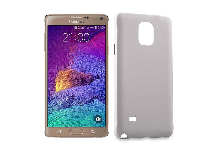Addison IP-N4 Beyaz Samsung Galaxy Note 4 Koruyucu Kılıf