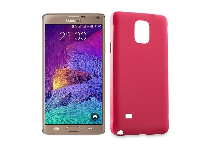Addison IP-N4 Gül Rengi Samsung Galaxy Note 4 Koruyucu Kılıf