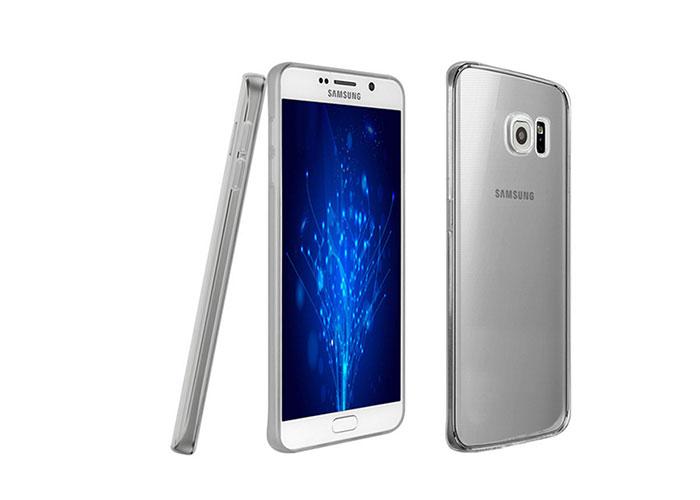 Addison IP-N5 Black Samsung Note 5 Transparent Protection Case