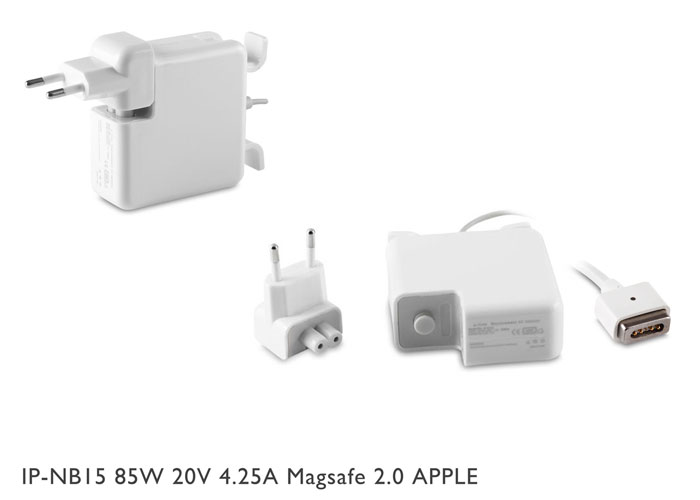 S-link IP-NB15 85W 20V 4.25A Magsafe 2.0 APPLE Notebook Standart Adaptör