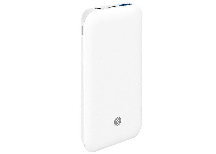 S-link IP-PD100C 10000mAh PD Hızlı Şarj Powerbank Beyaz Taşınabilir Pil Şarj Cihazı