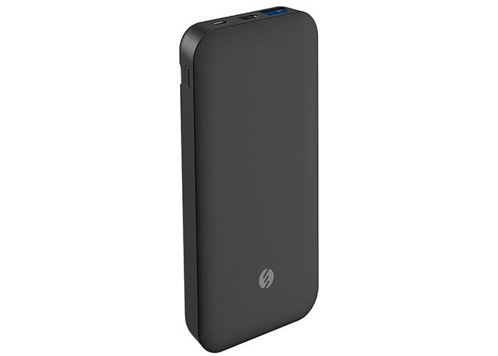 S-link IP-PD100C 10000mAh PD Hızlı Şarj Powerbank Siyah Taşınabilir Pil Şarj Cihazı