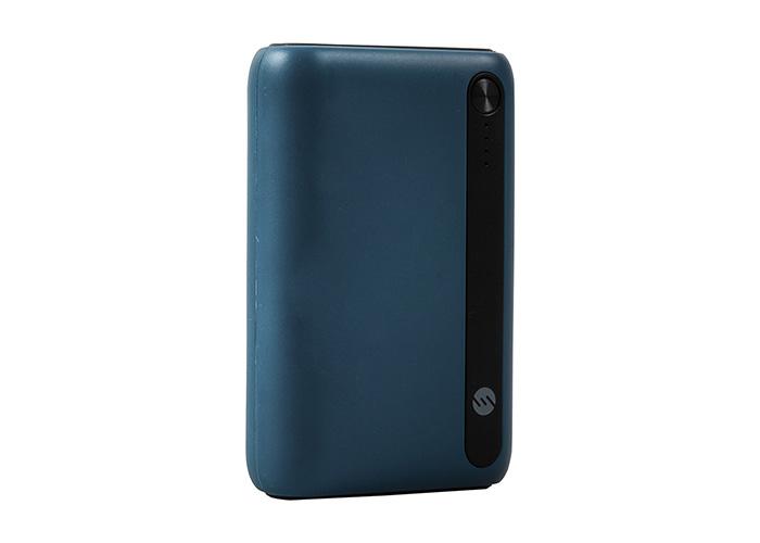 S-link IP-S10PD 10000mAh PD Şarj Powerbank Mavi Taşınabilir Pil Şarj Cihazı
