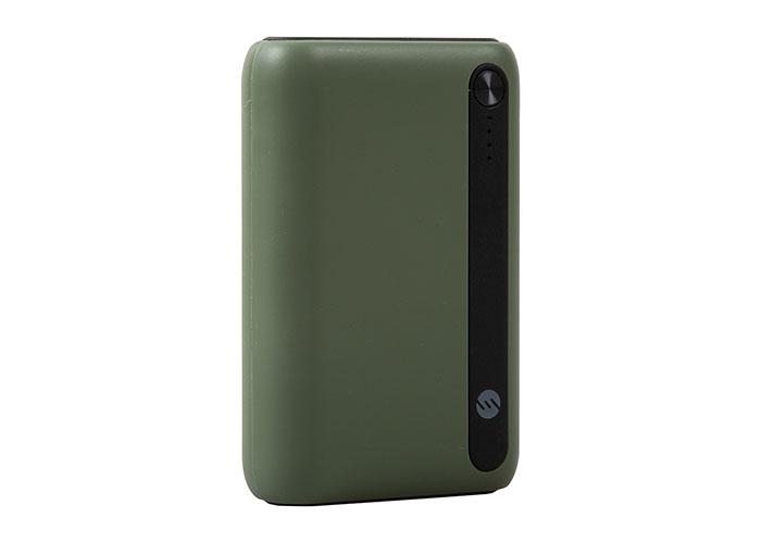 S-link IP-S111 10000mAh Powerbank Yeşil Taşınabilir Pil Şarj Cihazı
