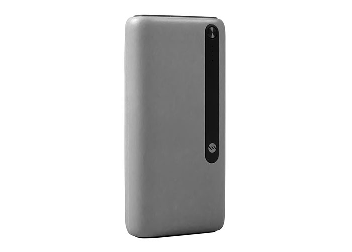 S-link IP-S20PD 20000mAh PD Şarj + QC3.0 Powerbank Gri Taşınabilir Pil Şarj Cihazı