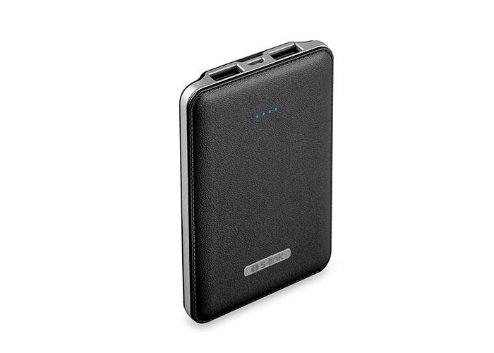 S-link IP-S500 5000mAh Powerbank Siyah Taşınabilir Pil Şarj Cihazı