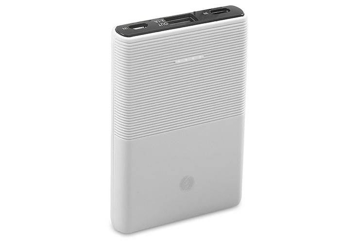 S-link IP-S50 5000mAh 1 * Usb Port + Micro + Type C White   Powerbank /Portable Battery Charger