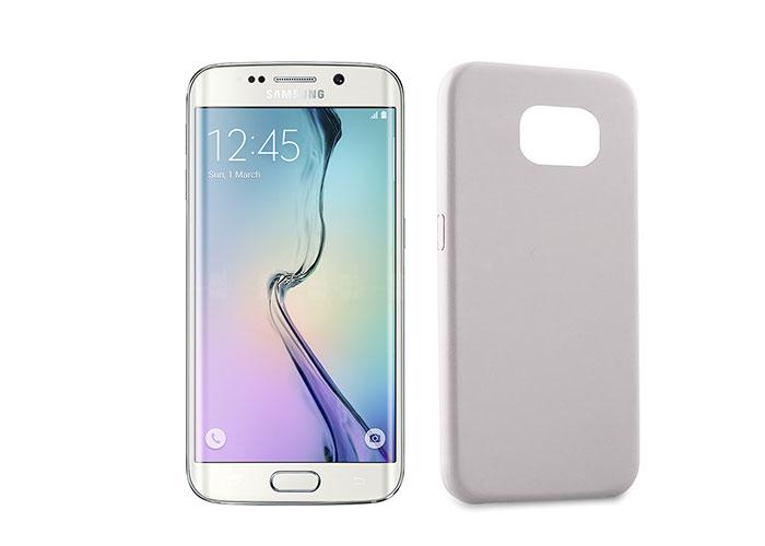 Addison IP-S6 Beyaz Samsung Galaxy S6 Koruyucu Kılıf