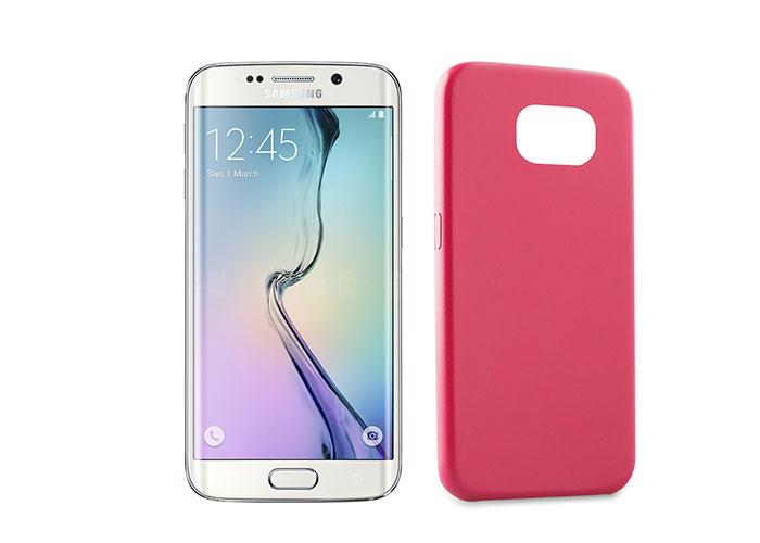 Addison IP-S6 Gül Rengi Samsung Galaxy S6 Koruyucu Kılıf
