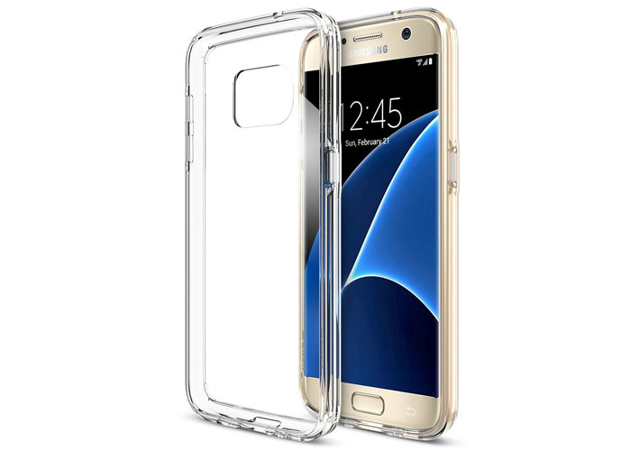Addison IP-S707 Transparent Samsung S7 Protection Case