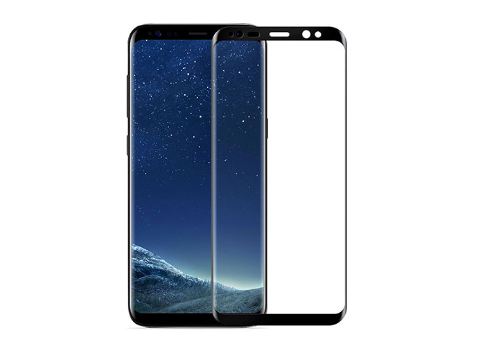 Addison IP-S8P 3D Full Cover Samsung Galaxy S8 Plus Cam Ekran Koruyucu