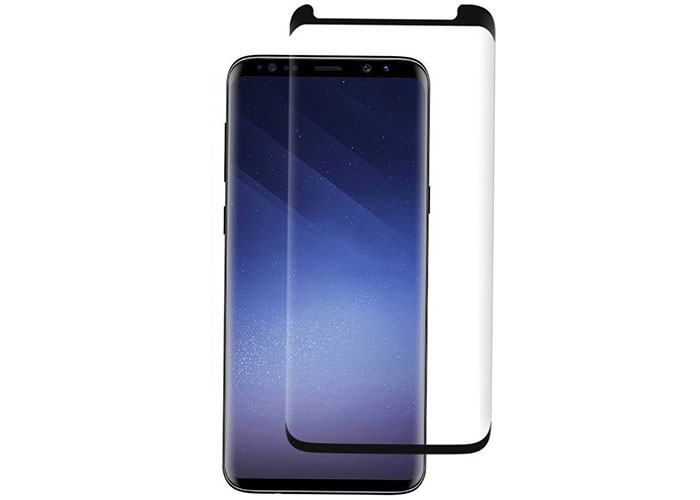 Addison IP-S9 3D Full Cover Samsung Galaxy S8 / S9 Cam Ekran Koruyucu