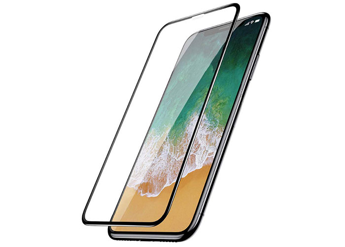 Addison IP-XS Full Cover 0.33m 2.5D iPhone XS Cam Ekran Koruyucu