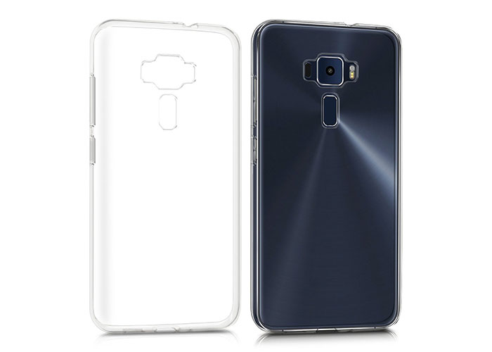 Addison IP-Z3 Laser Transparent 5.5INC ZENFONE 3 LASER Ultra Thin Protection Case