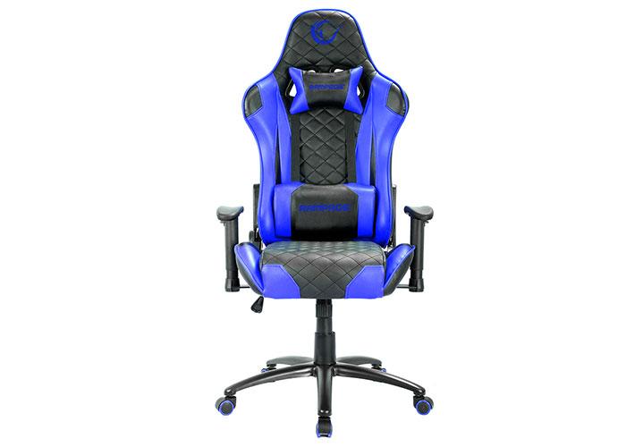 Everest Rampage KL-R41 Throne Serisi Siyah/Mavi Oyuncu Koltuğu