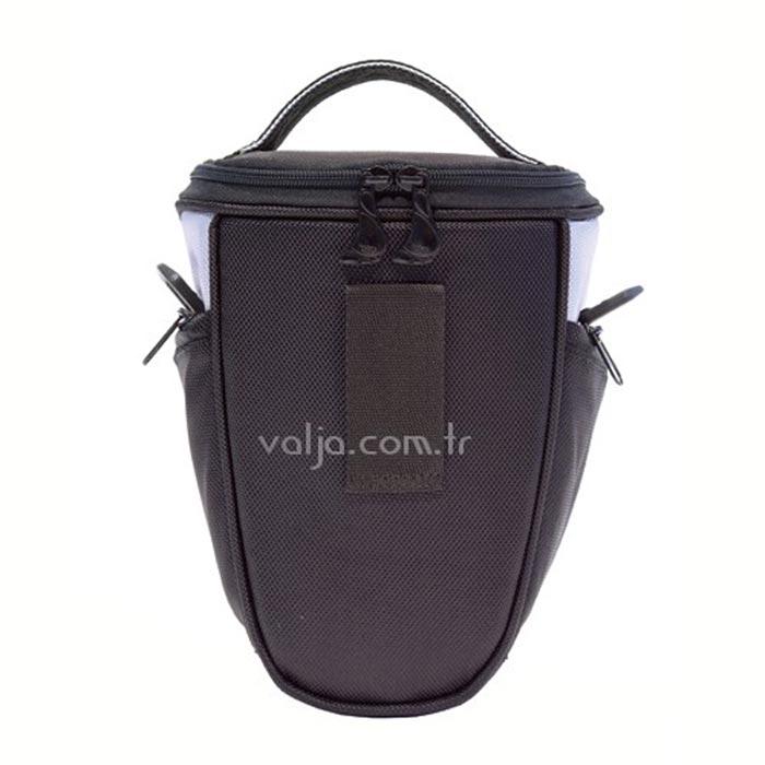 Valja KYRA Siyah SLR Kamera Çantası