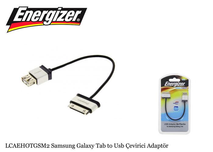 Energizer LCAEHOTGSM2 Samsung Galaxy Tab to Usb Çevirici Adaptör