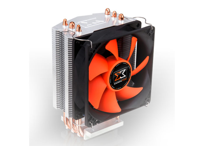 Xigmatek CAC-S9HH3-U07 LOKI II Tüm/775 CPU Fan