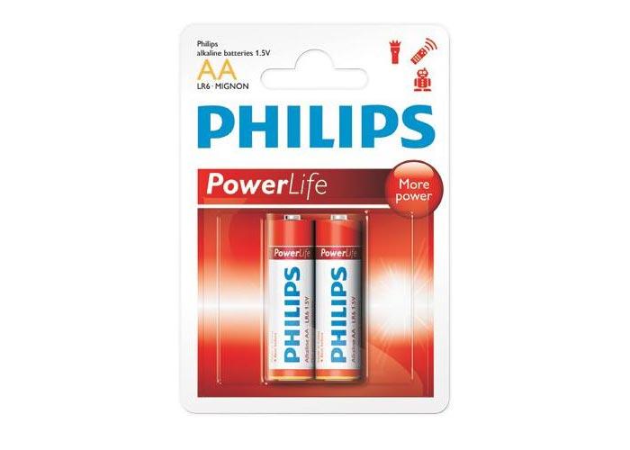Philips LR03P2B/97 AAA 2 Lİ İnce Alkaline Pil