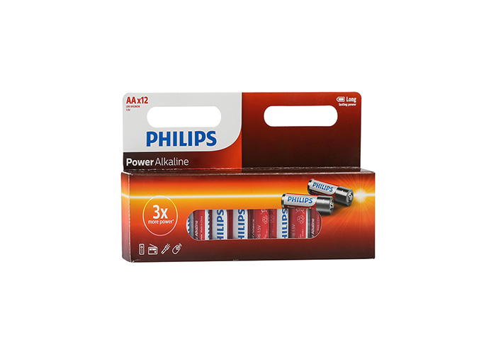 Philips LR6P12B/97 12AA İnce Alkaline Pil