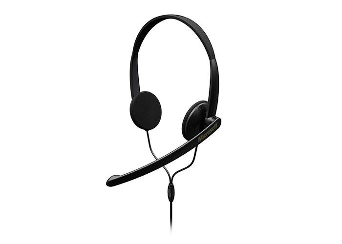 Microsoft LX-1000 LifeChat Siyah Mikrofonlu Kulaklık