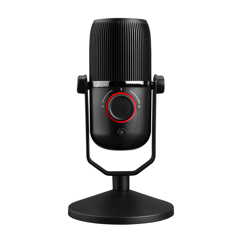 Thronmax M4 ZERO PLUS Siyah USB 96Khz 24bit 3,5mm Ses Konrtrol Mikrofon