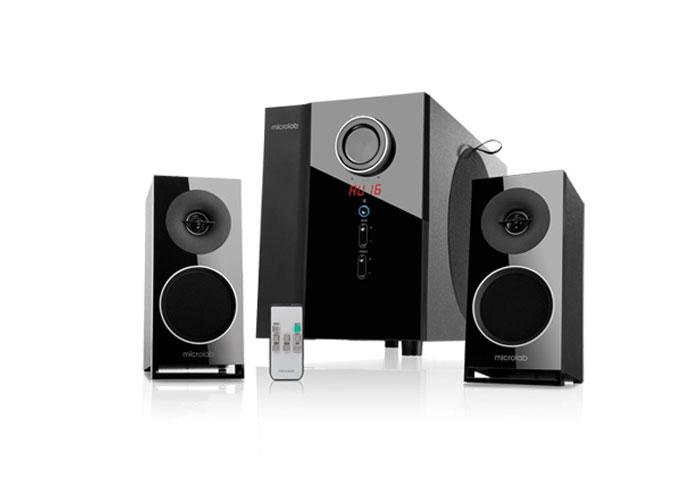 Microlab M910 2+1 RMS 45W Siyah Speaker