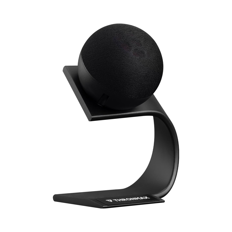 Thronmax M9 FIREBALL Siyah USB 48Khz 16bit HD Kayıt Metal Stand Mikrofon